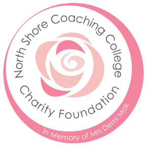 LOGO North Shore Coaching College Foundation in Memory or Mrs Demi Mak