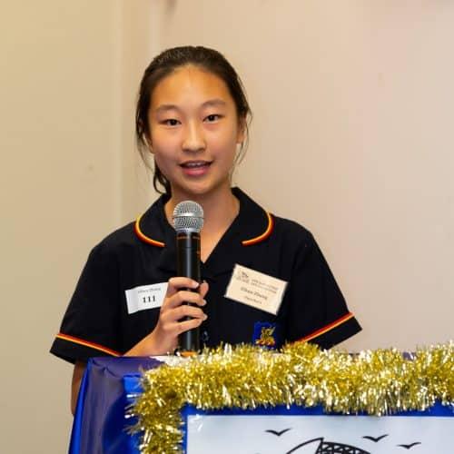 Zihan Zhang - Scholarship & GATE Winner